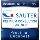 SAUTER Kiemelt hivatalos képviselet, Prémium tanácsadó partner